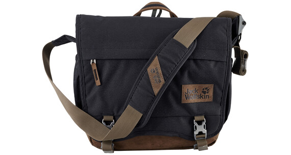 Jack Wolfskin Camden Town Shoulder Bag black